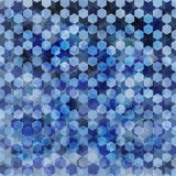 Blue defocused background Stock Photo