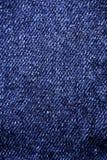 Blue denim Stock Photos