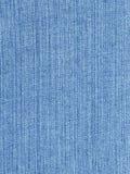 Blue denim Stock Photo