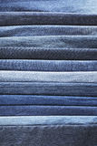 Blue denim Royalty Free Stock Image