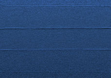 Blue denim cotton texture Royalty Free Stock Photography