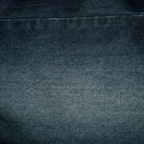 Blue denim fabric for pants Stock Photo