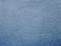 Blue denim jean. Texture and background stock images