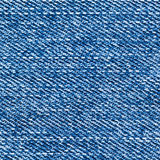 Blue denim jean texture Royalty Free Stock Photo