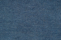 Blue denim jeans background stock photography
