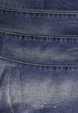 Blue denim jeans texture Stock Photo