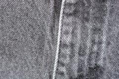 Blue denim jeans texture, background Stock Images