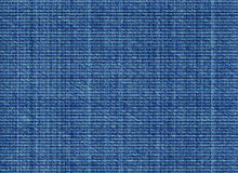 Blue denim jeans texture. Backgrounds Royalty Free Stock Photos