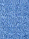 Blue Denim Material Background Royalty Free Stock Photo