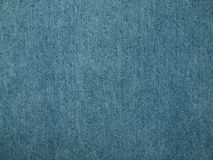 Blue Denim Stock Image