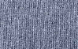 Blue denim textile Stock Photos
