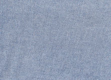 Blue denim textile texture Royalty Free Stock Photo