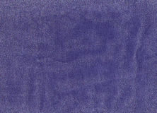 Blue denim textile texture. Stock Images