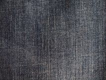Blue denim textile texture. Blue denim textile texture , Used for background image , Or design work Stock Photography