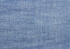 Blue denim background Royalty Free Stock Image