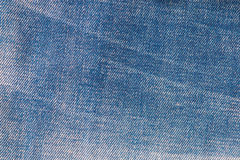 Blue Denim Texture Background Royalty Free Stock Image