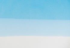 Blue desktop wallpaper Stock Images