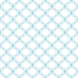 Blue diagonal lines seamless pattern Stock Images