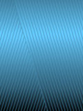 Blue diagonal stripes Stock Photos