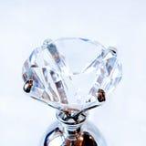 Blue diamond Stock Images