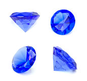 Blue Diamond Stock Photography