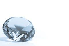 Blue diamond Royalty Free Stock Photo