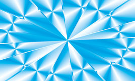 Blue diamond, texture background, crossing, illust Royalty Free Stock Photos