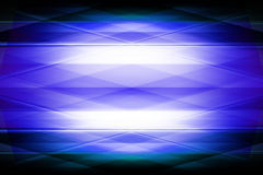 Blue diamond pattern background Stock Image