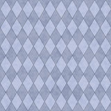 Blue Diamond Shape Fabric Background Royalty Free Stock Photo