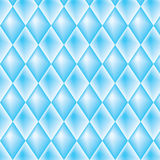 Blue diamond-shaped pattern. Blue diamond-shaped seamless pattern Stock Photos