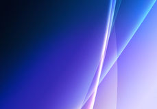 Blue digital background Stock Image