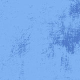 Blue Distressed Background Royalty Free Stock Photos