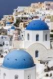 Blue Dome Living Stock Photography