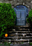The Blue Door Royalty Free Stock Photo