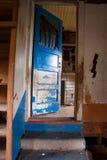 Blue Door Stock Photos