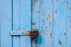 Free Blue Door Royalty Free Stock Photography - 40865757