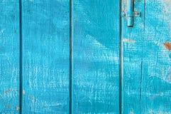 Blue Door Background Royalty Free Stock Photos