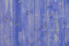 Blue door pattern Royalty Free Stock Photos