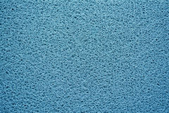 Blue doormat texture background. Royalty Free Stock Photos