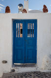 Blue Doors Royalty Free Stock Images