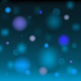 Blue dots background Royalty Free Stock Photo