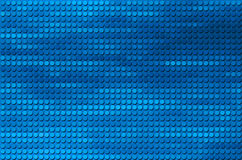 Blue dots background Royalty Free Stock Photos