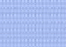 Blue dotted background Royalty Free Stock Image