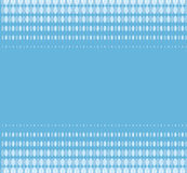 Blue dotted background Royalty Free Stock Photo
