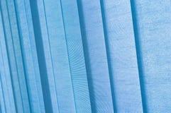 Blue drape background Stock Images