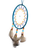 Blue Dreamcatcher Royalty Free Stock Images