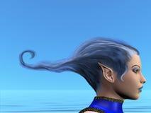 Blue Dreams Stock Images