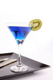 Blue Drink Royalty Free Stock Photos
