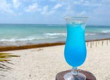 Blue drink Stock Photos
