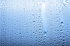 Blue drops Royalty Free Stock Photo